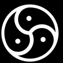 Gruppelogoen til BDSM i Trondheim